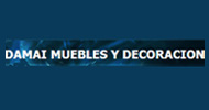 Logo Damai muebles y decoracion